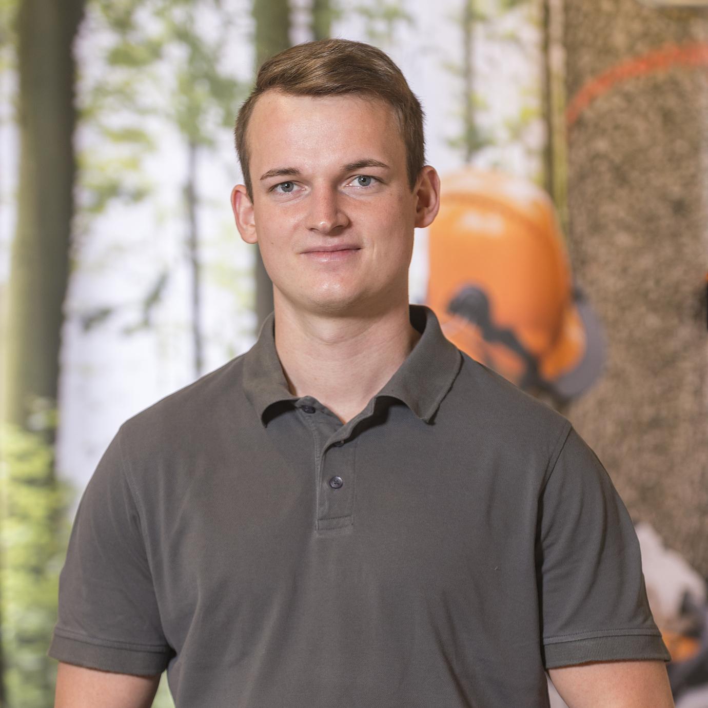 Mitarbeiter Jan Rühling